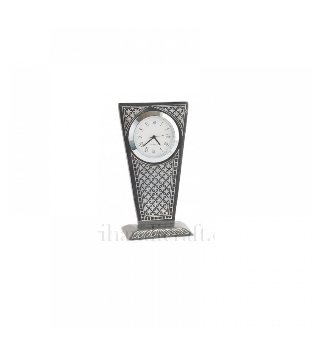 Bidri Table Clock  262