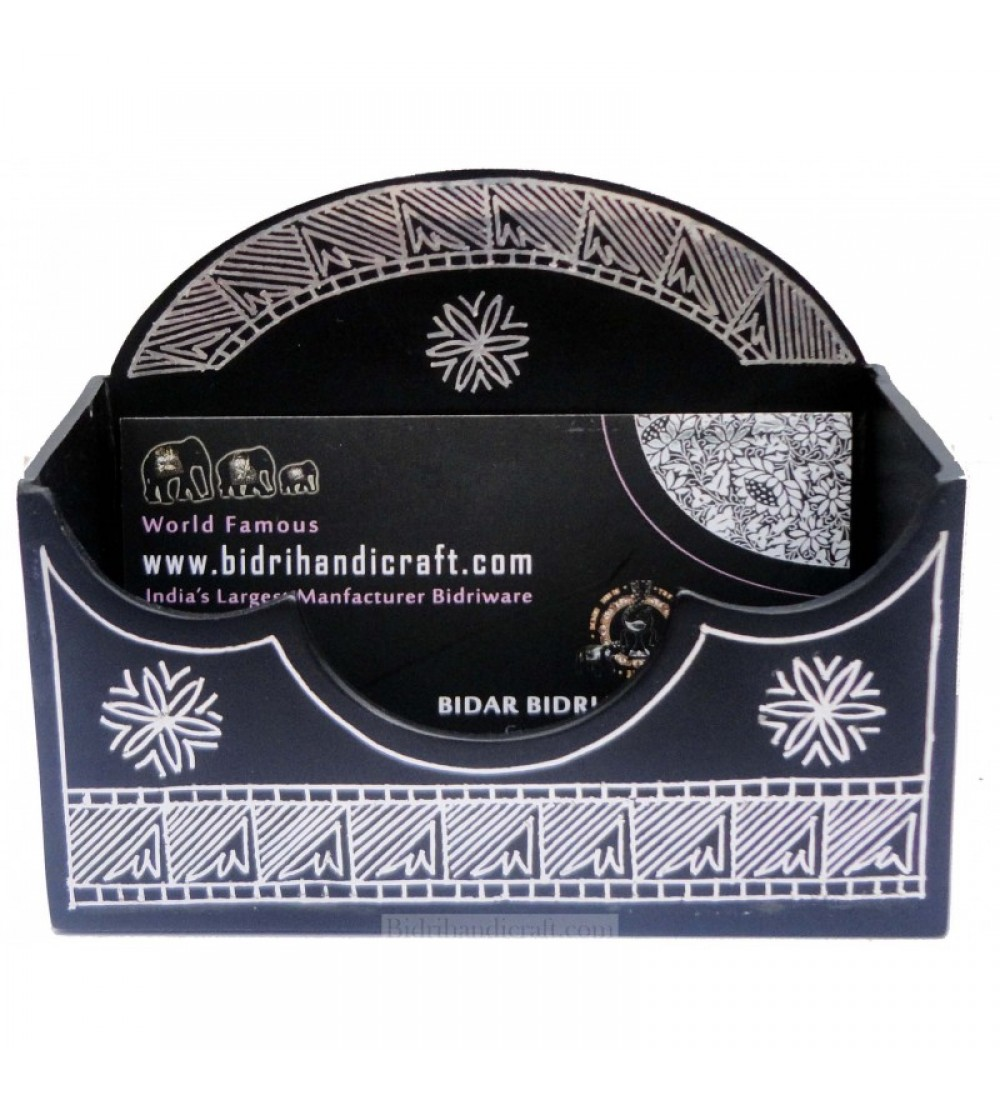 Bidri Visiting Card Holder 284