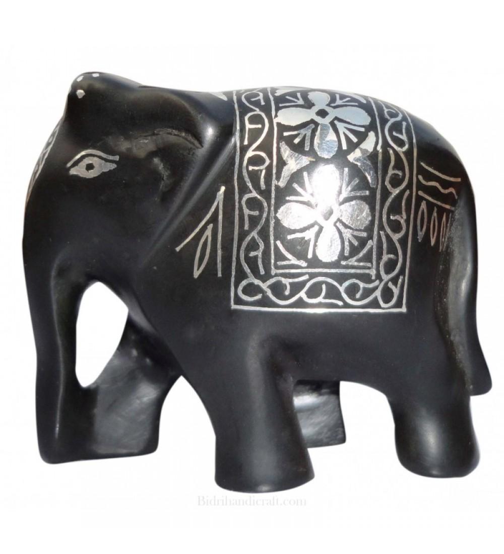 Bidri Elephant 428