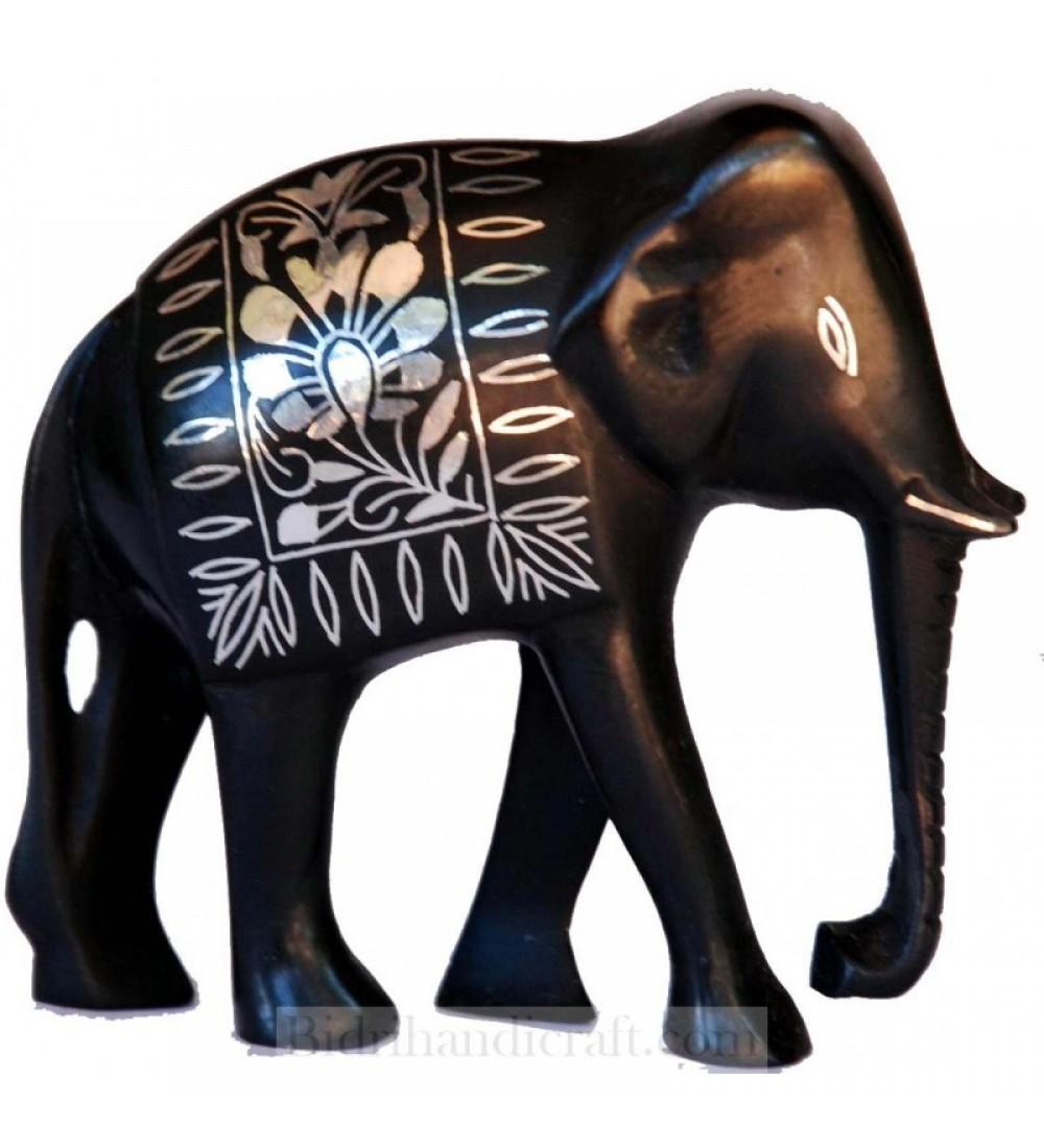 Bidri Elephant 436
