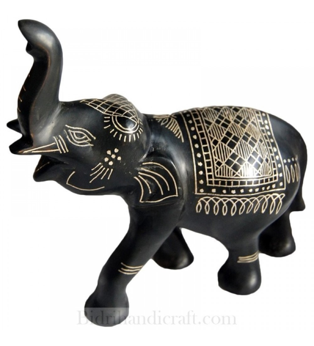 Bidrihandicraft Elephant 438
