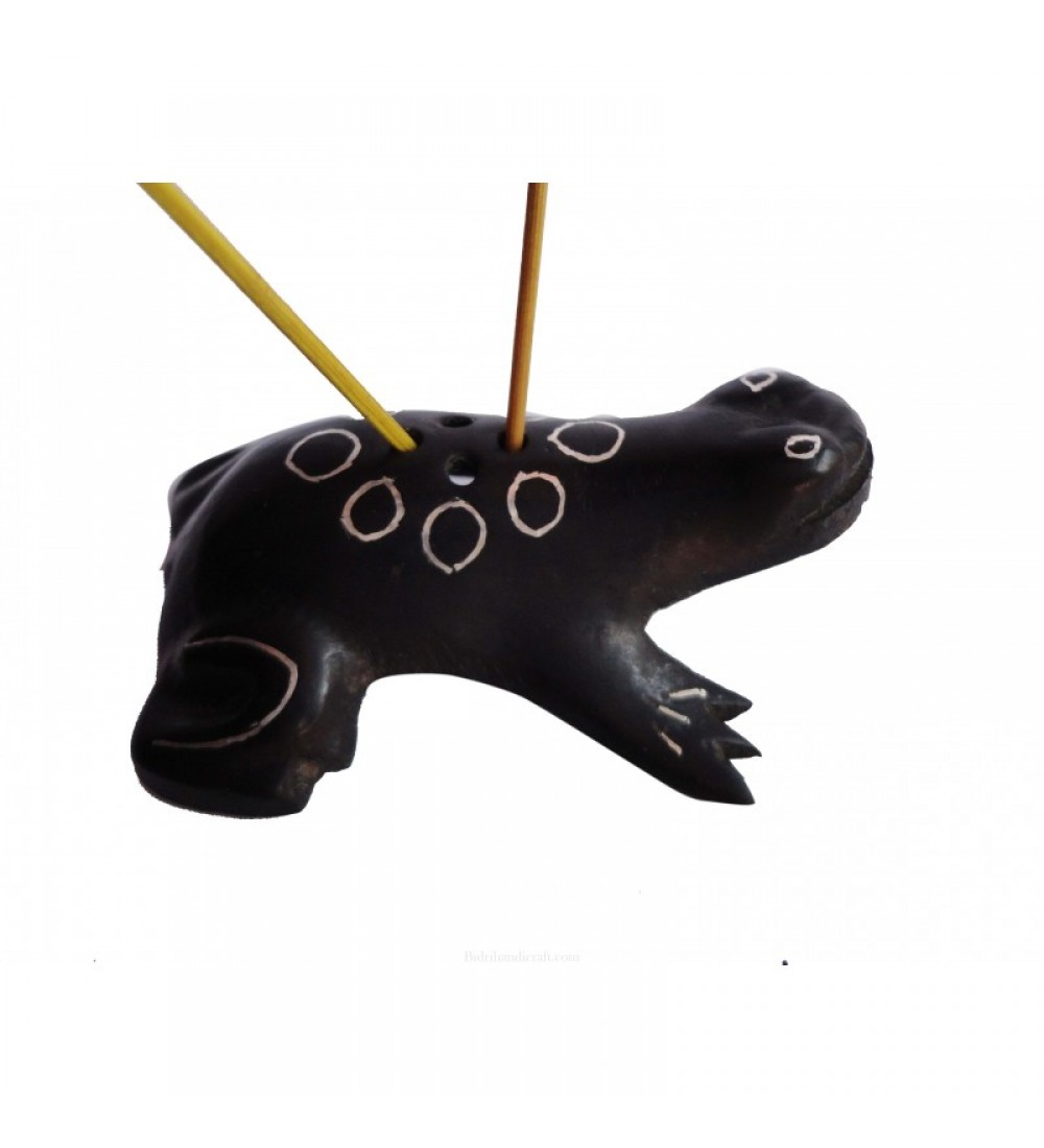 Frog Agarbatti stand & stick stand 595