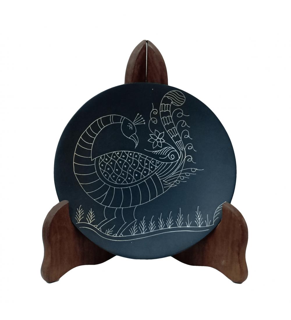Round Decorative plate 740