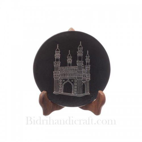 DECORATE CHARMINAR PLATE 792
