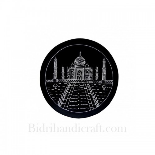 DECORATE TAJ MAHAL PLATE 794